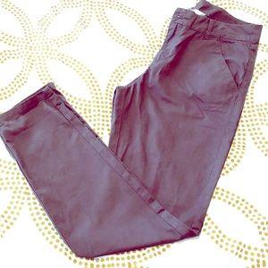 NWT Juniors chino pants
